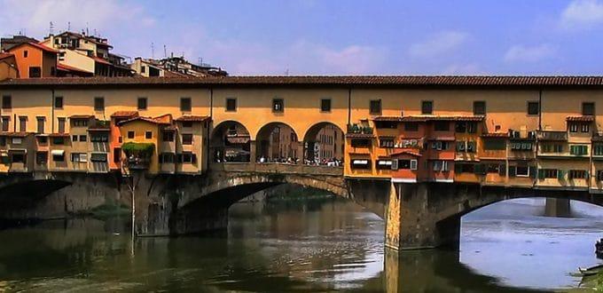 Tour classico accessibile Italia - Firenze - Ponte Vecchio
