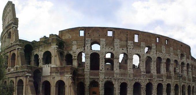 Roma city break accessibile - Colosseo