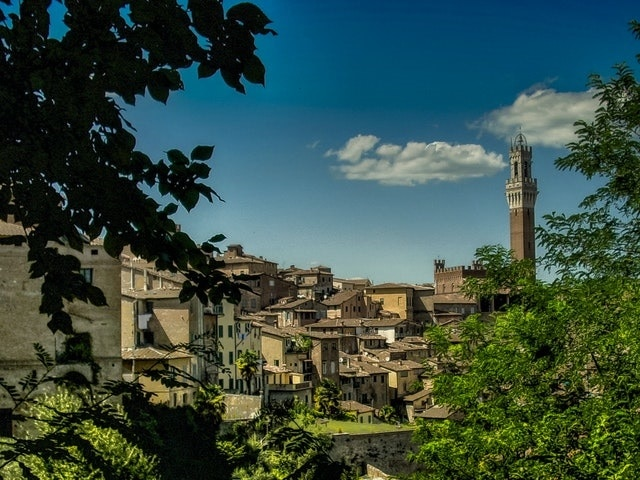 Other Italy accessible locations - Siena