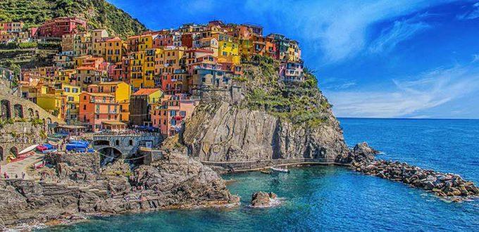 Italy - 5Terre - Manarola - pexels-pixabay-248771