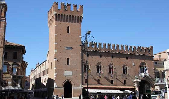 Emilia Romagna - Ferrara - Castello