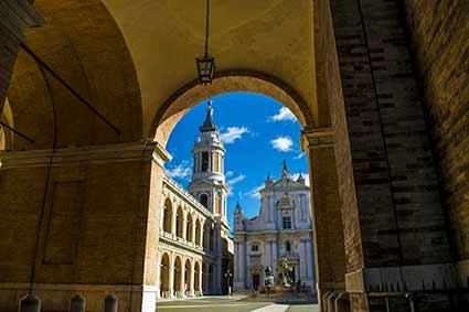Marche - Loreto - Basilica