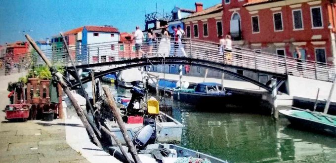Lagunenhoppings in barrierefreiem Venedig